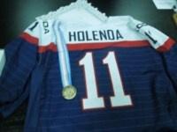 Matúš Holenda, bronzový víťaz Slovenskej hokejovej reprezentácie